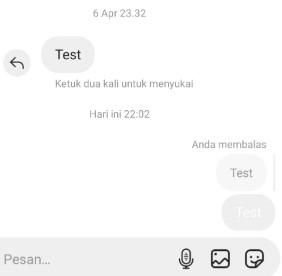 Reply DM 4