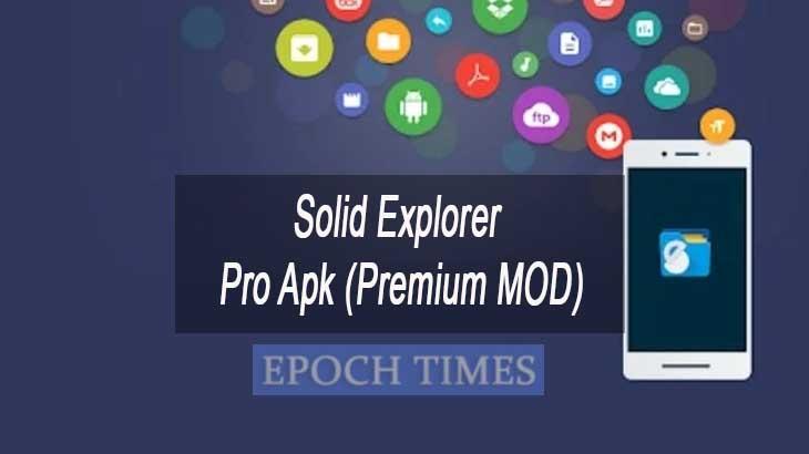 Solid Explorer Pro Apk (Premium MOD)