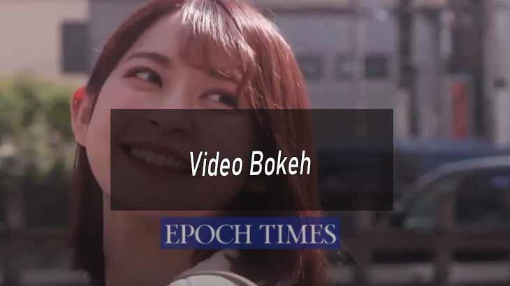 Video Bokeh Museum